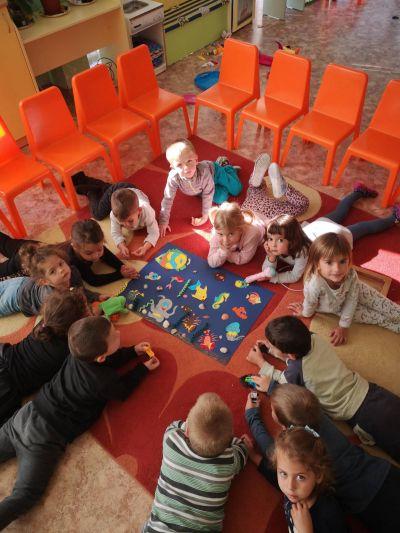 Играем и учим - ДГ 89 Шарена дъга - София, Враждебна